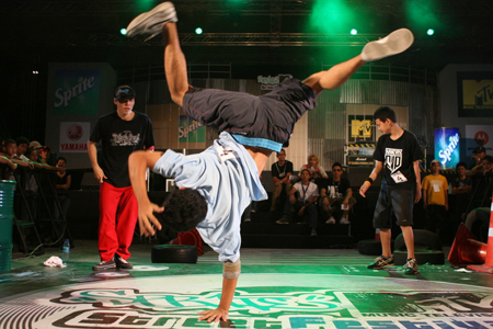 Break-dance - фото №2