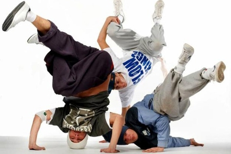 Break-dance - фото №3