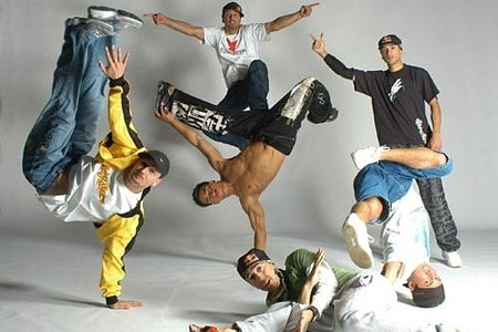 Break-dance - фото №1