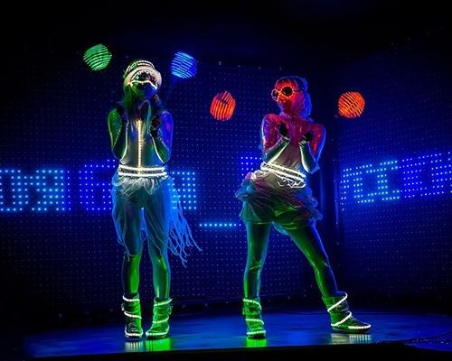Светодиодное фрик шоу - фото №2
