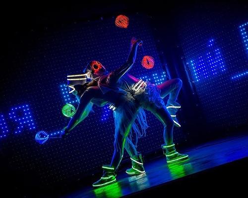 Светодиодное фрик шоу - фото №3