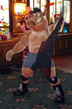 Шоу ростовых кукол - фото №5