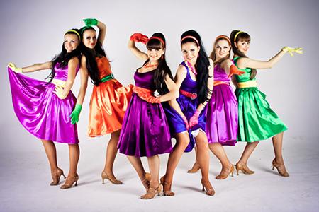 Шоу балет - фото №3