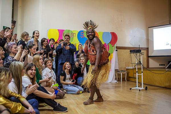 Африканское шоу - фото №3