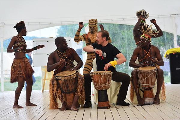 Африканское шоу - фото №5