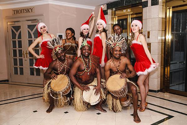 Африканское шоу - фото №2