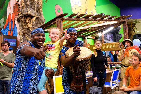 Африканское шоу - фото №4