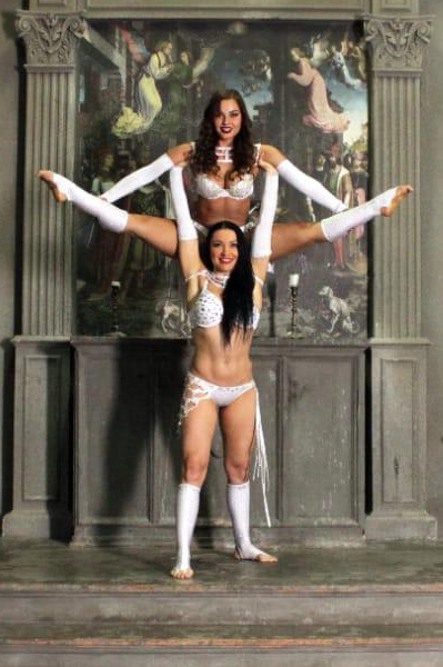 Экстримальная акробатика - фото №1